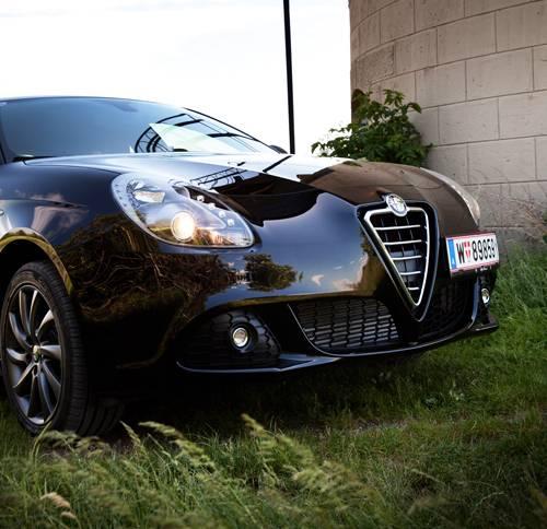 Alfa Romeo Giulietta 1,4 TB 120 Veloce front
