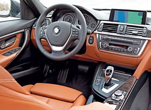 bmw 320d xdrvie luxury line automatik armaturenbrett