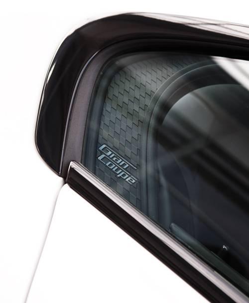 BMW 650i xDrive Gran Coupe detail schriftzug
