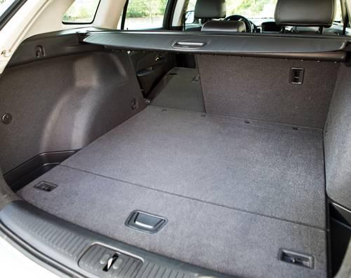 Chevrolet Cruze Wagon LTZ 1,4 T kofferraum