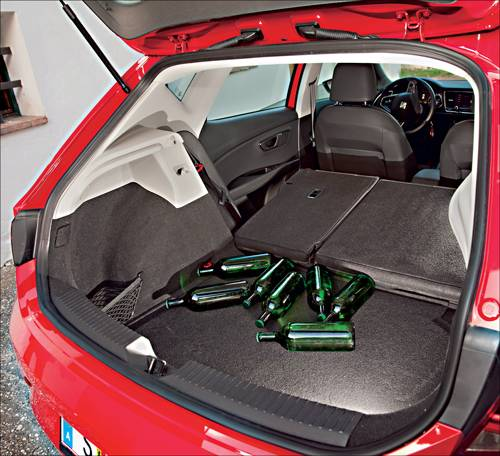 fahrbericht seat leon 2 0 tdi dsg style im test. Black Bedroom Furniture Sets. Home Design Ideas