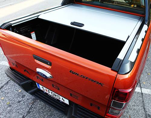 Ford Ranger 3,2 TDCi Wildtrak ladefläche abdeckung