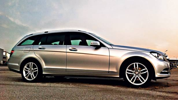 Mercedes Benz C 180 T BlueEfficiency Avantgarde