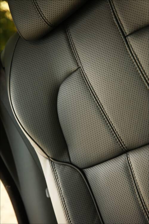 Range Rover Sport 3,0 SDV6 HSE sitz leder