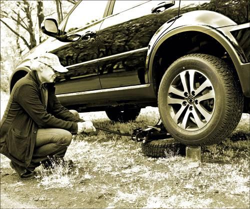 ssangyong Rexton W 2,0 Xdi 4WD Plus wagenheber aufheben staretz