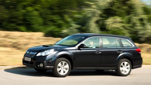 Suabru outback 2,0 d lineartronic seite