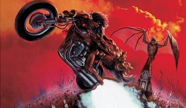 Bat Out Of Hell: Auch nach 36 Jahren noch der perfekte Soundtrack zum entspannten Cruisen am Friedhof.