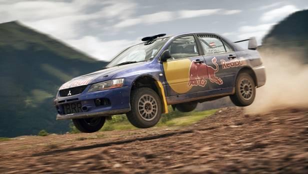 Baumschlager geht bei ARBÖ-Rallye auf Rekordjagd