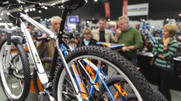 Fahrrad auf der Messe: Best of Bike 2013