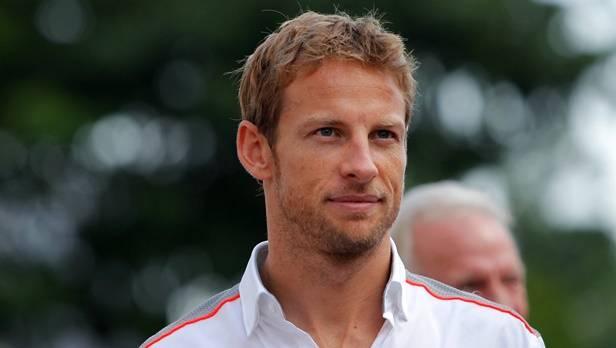 Formel 1: Jenson Button bleibt 2014 bei McLaren