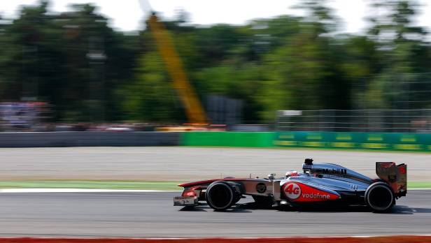 Kein Geburtstagsgeschenk für McLaren in Monza: Jenson Button wurde im Qualifying nur 9.