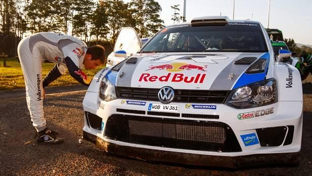 Alles OK mit dem VW: Ogier und Ingrassia holten bei der Rallye  Australien 2013 den Sieg.