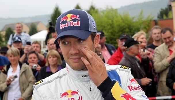 Am Wochenende entscheidet sich, ob Ogier vorzeitig den Weltmeistertitel feiern kann.