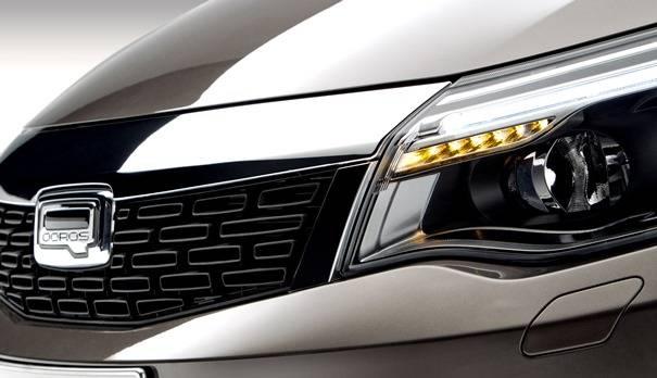 Die Limousine Qoros 3 Sedan konnte beim EuroNCAP-Crashtest als erstes chinesisches Auto überzeugen.