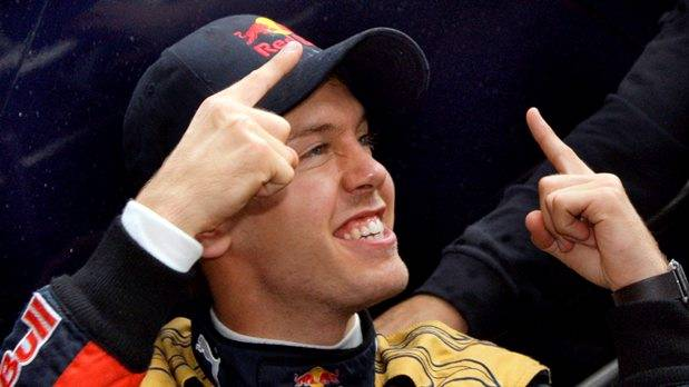 GP von Italien: Vettel auf dem Weg zur Titelverteidigung
