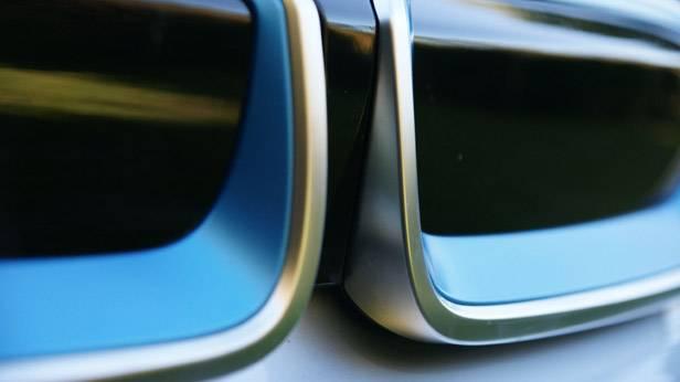BMW i3 vorne