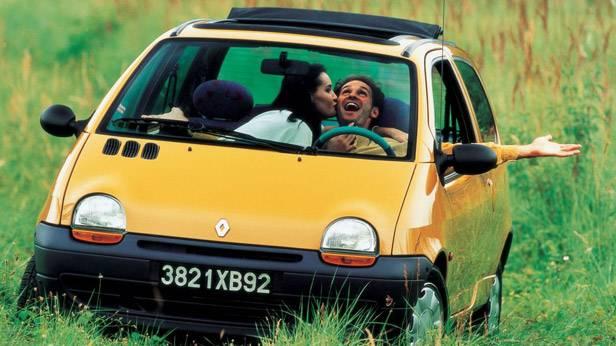 Renault Twingo von vorne