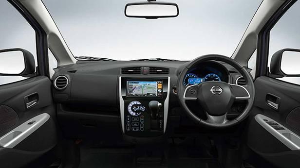 Nissan DayZ Highway Star, Innenraum