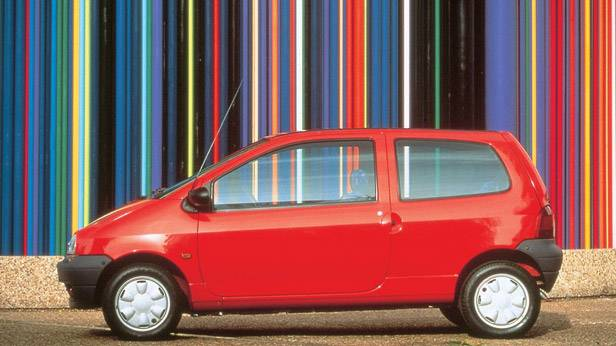 Der Renault Twingo der 1. Generation 1993