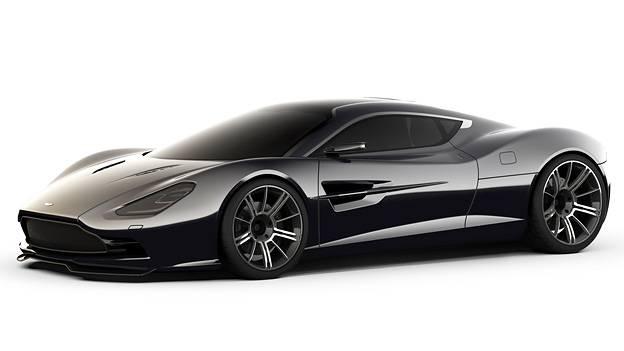 Aston Martin DBC von Samir Sadikhov Designstuide Design Lamborghini Ferrari