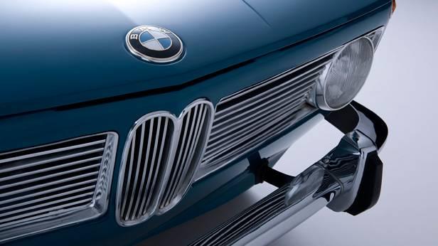 Der BMW 1500 Front Detailansicht