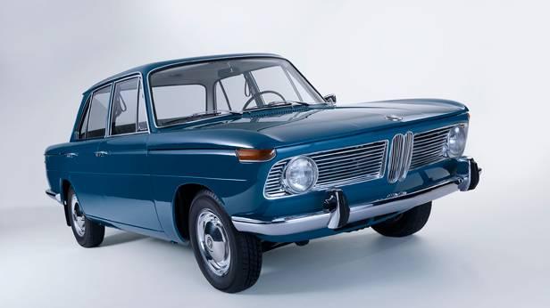 Der BMW 1500 von vorne