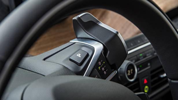 Die Automatikschaltung des BMW i3