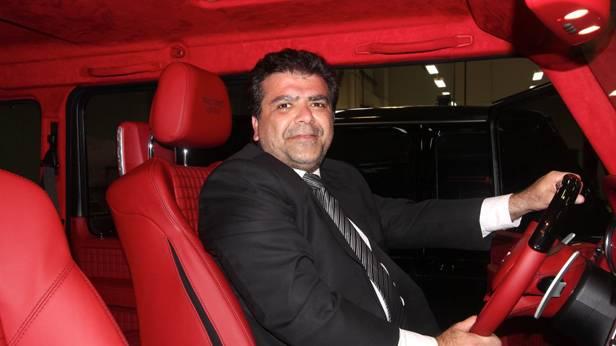 Radwan Ogali von Barbus Dubai