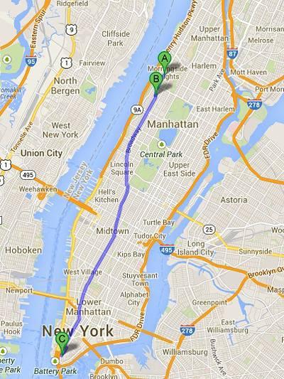 Broadway Bomb New York Polizei Fanknetze Charging Bull