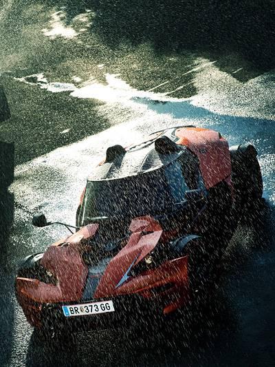 Bugatti Veyron KTM X-Bow XBow Superreich reich luxusauto sportwagen supersport wien supercar