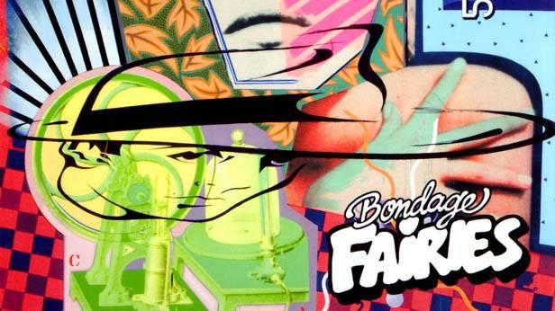 Cover von Bondage Fairies - Cheap Italian Wine