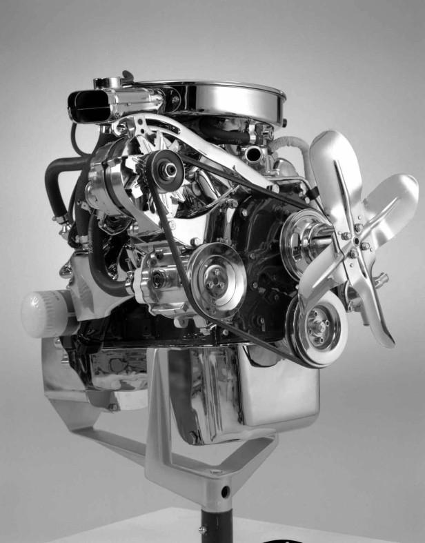 Der Ford V6 Motor