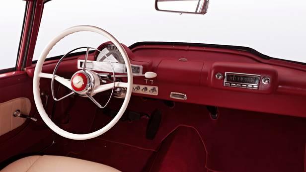 Das Hudson Italia Coupe innen