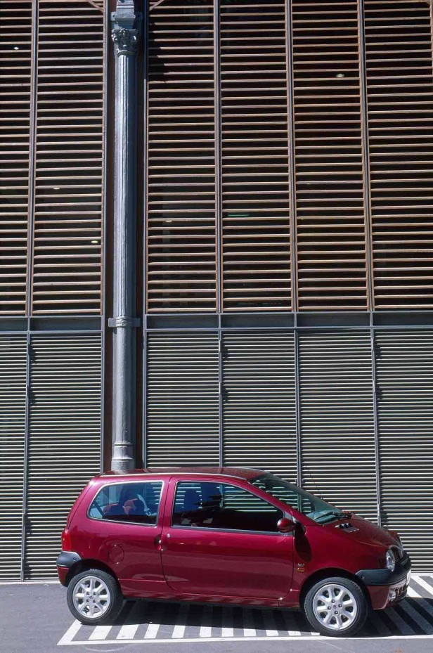 Der Renault Twingo 2002