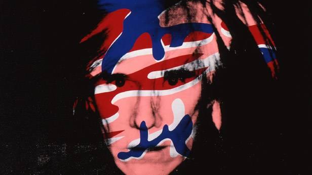 Selbstportrait von Andy Warhol