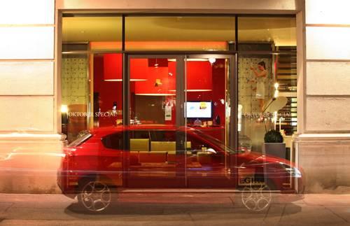 Alfa Romeo Giulietta tb multiair rot seite