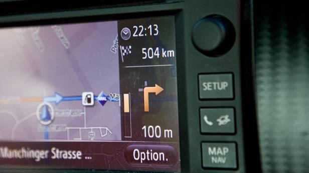 toyota gt86 navigationssystem