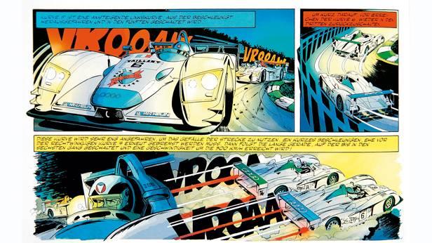 Michael Vaillant Comic 2004