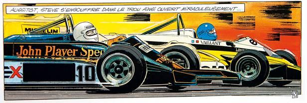 Michael Vaillant Comic 1982