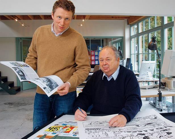Michael Vaillant Comic jean graton philippe