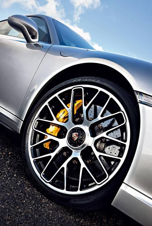 porsche 991 911 turbo s keramikbremse felge rad