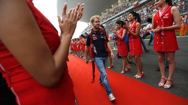 Formel 1: Vettel holt 4. WM-Titel