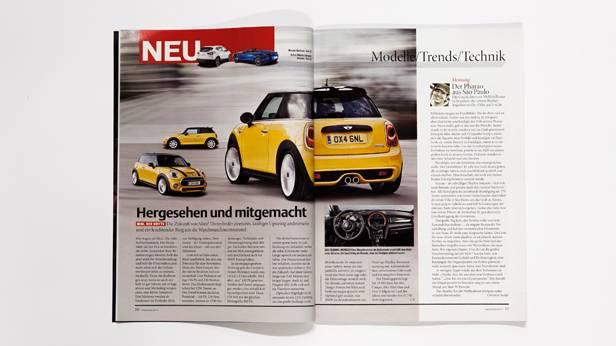 Autorevue Magazin-Archiv: Ausgabe 12/2013