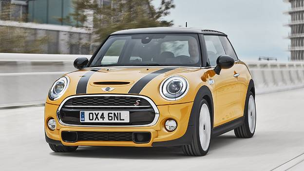 Der neue Mini 2014 neuer Mini