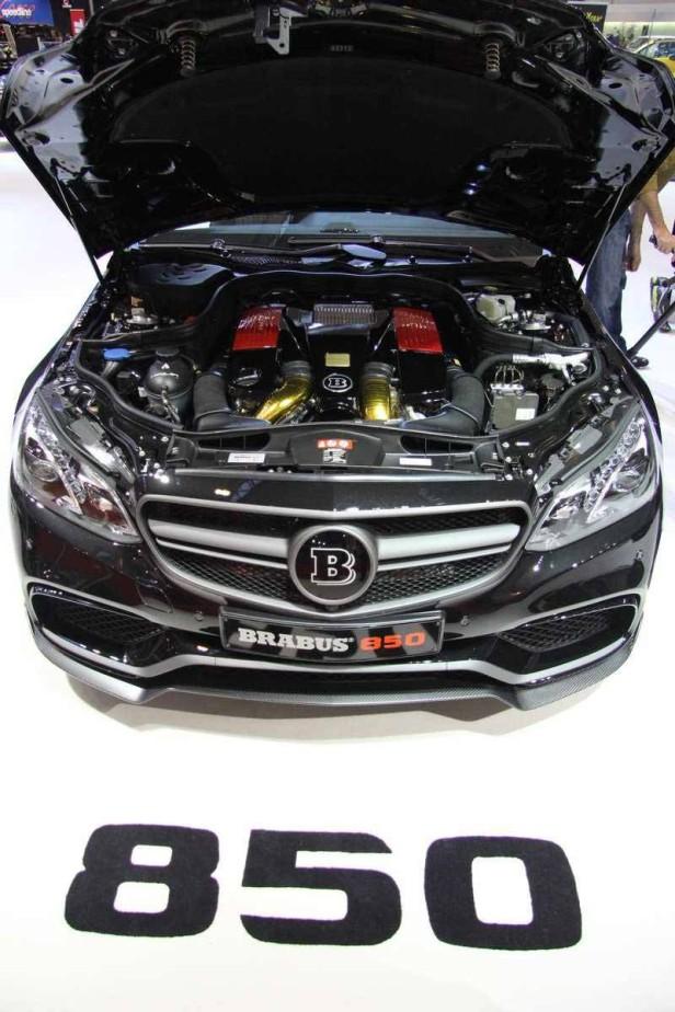 Der Barbus 850 6.0 V8 Biturbo