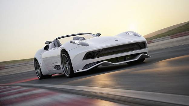 Lucra L148 LC470 Supersportler V8 AMG Corvette