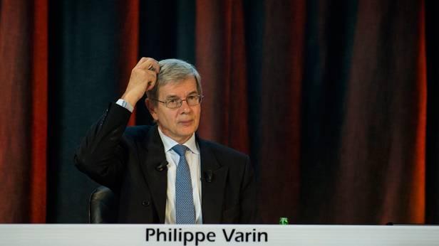 Der PSA-Chef Philippe Varin