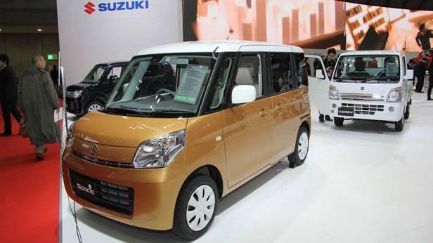 Der Suzuki Spacia