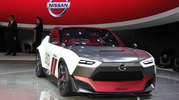 Der Nissan IDx
