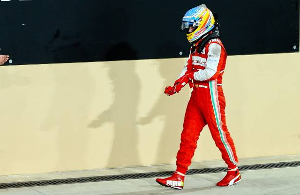 Grand Prix von Abu Dhabi: Alonso im Krankenhaus durchgecheckt